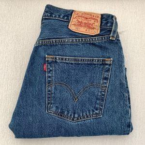 Levi's Vintage 501 XX Button Fly Jeans